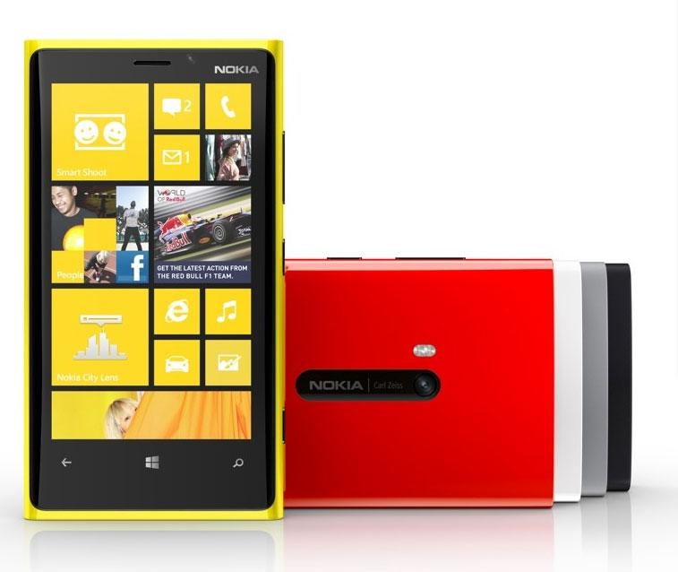 Nokia Lumia 920 Production