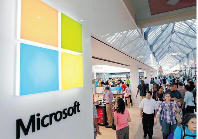 Microsoft Vs. Apple Vs. Google