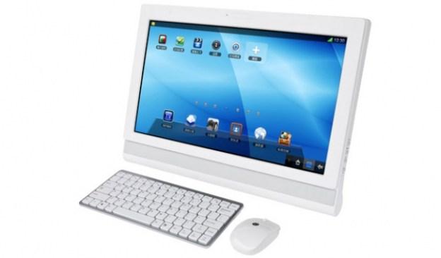 Motorola Android Desktop