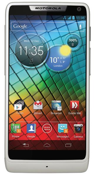Motorola RAZR i Release Date