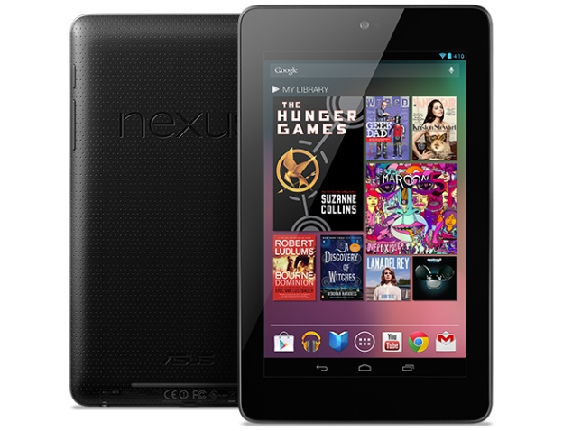 Google Nexus 7 720p HD Recording Hack