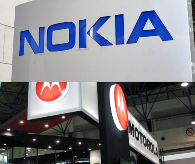 Nokia Motorola Live Coverage