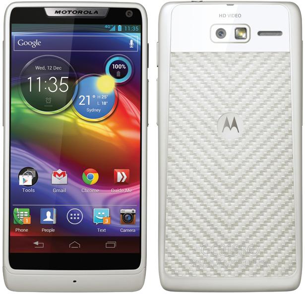 Motorola Droid RAZR M HD Rumor