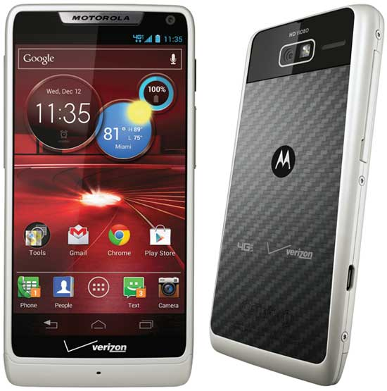 DROID RAZR M Analysis