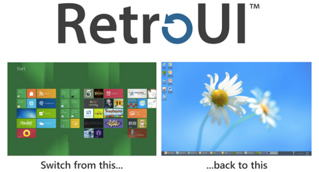 RetroUI Download Windows 8