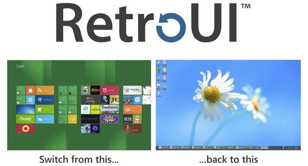 RetroUI Download Windows 8