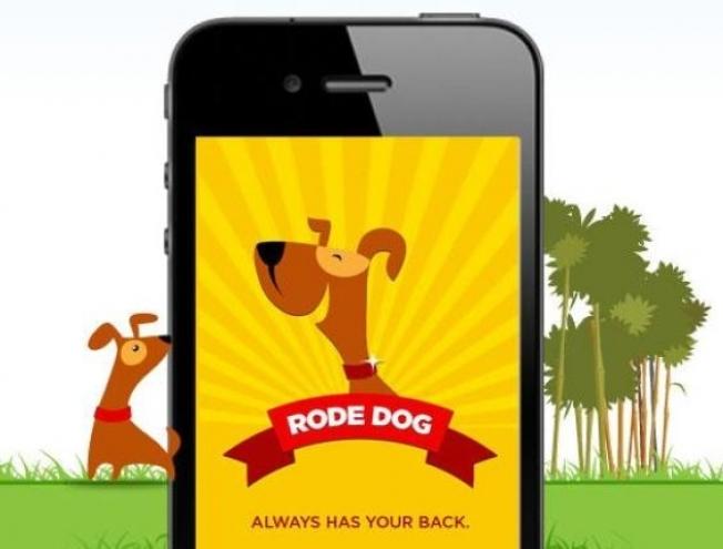 Rode Dog App