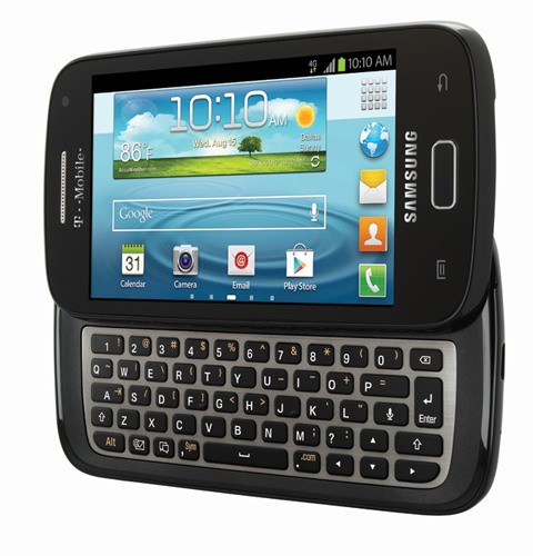 Samsung Galaxy S Relay 4G Release Date