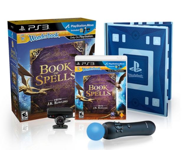 Sony PlayStation 3 Wonderbook Release Date
