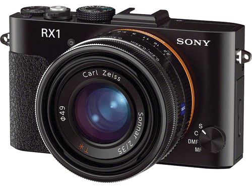 Sony RX1 Full Frame Camera Leak