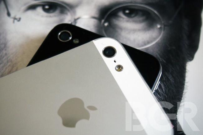 iPhone 5 iPhone 4S Camera Comparison