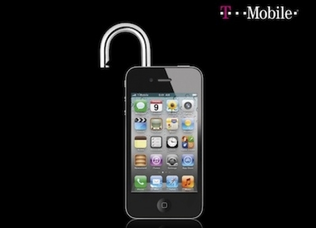 T-Mobile Unlocked iPhone