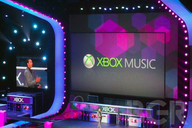 Xbox Music Launch Date