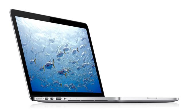 13-inch MacBook Pro with Retina display