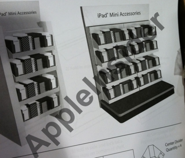 iPad Mini Accessory Retail