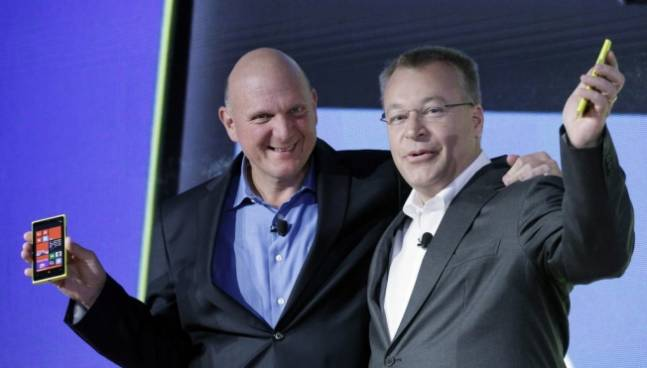 Microsoft CEO Candidate Elop Bing Xbox