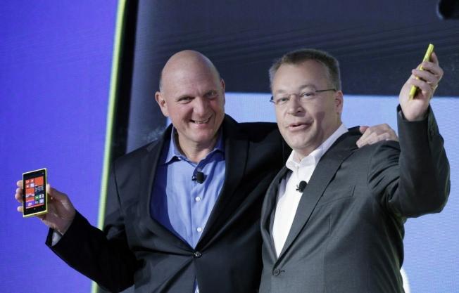 Nokia CEO Elop Contract Details
