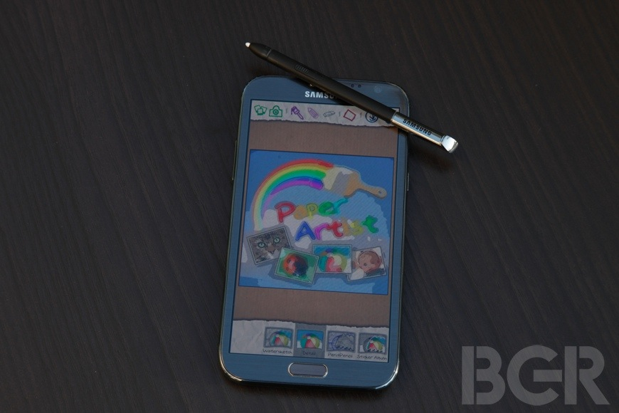 Verizon Galaxy Note II Announced