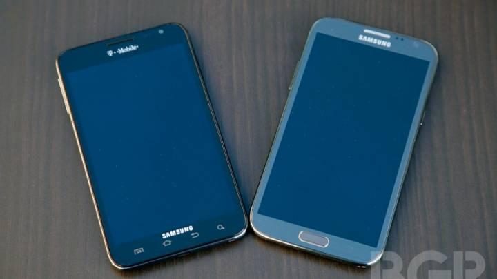 Galaxy S III Galaxy Note II Sales