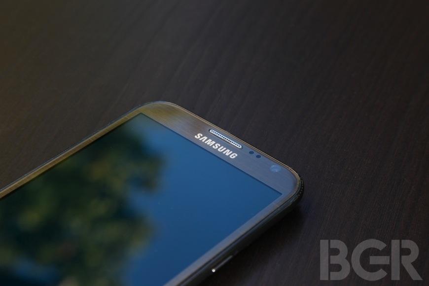 Samsung Galaxy Note III Smartwatch Launch