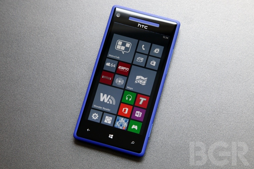Windows Phone 8 Reboot