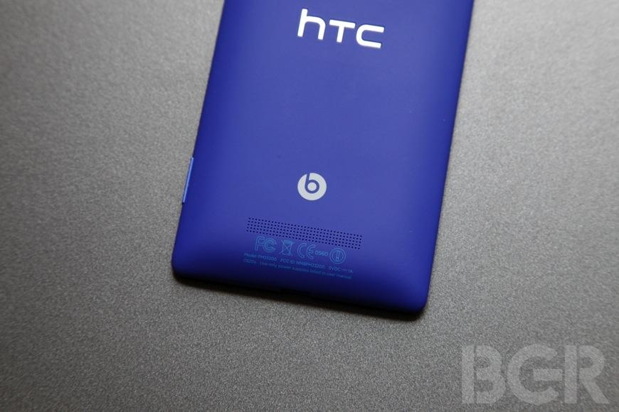 HTC New Windows Phone