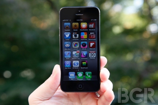 Unlocked iPhone 5 Release Date