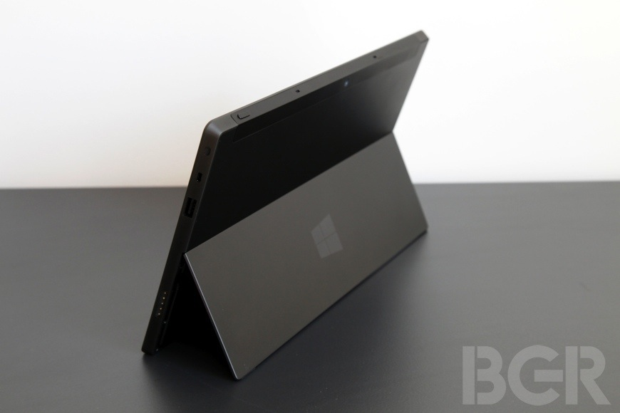 Surface sales and Windows 8 upgrades helped Microsoft increase revenues