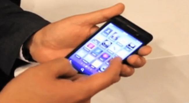 BlackBerry 10 L Series