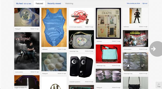 EBay Redesign Groupon Killer