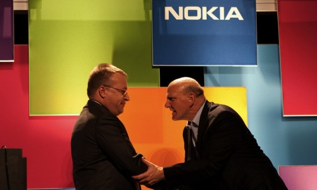 Microsoft Nokia Merger Negotiations