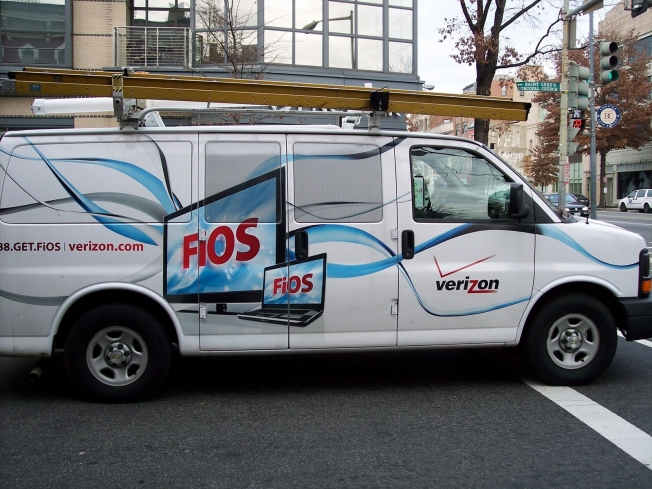 Verizon FiOS Expansion 2014