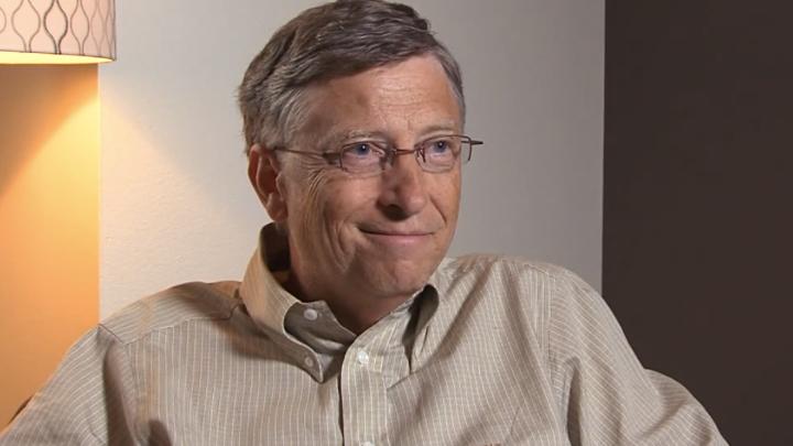 iPhone Hacking Bill Gates