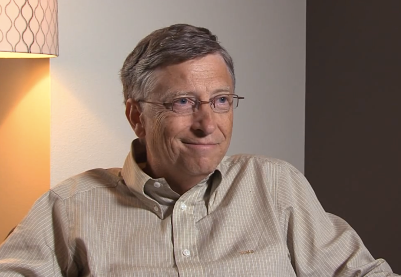 Bill Gates Interview Robots