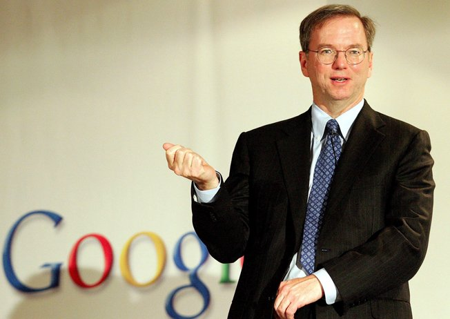 Google Chairman Schmidt Interview Tax Dodging