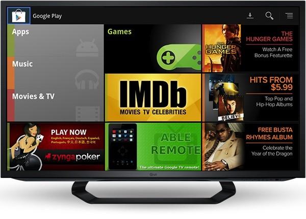 Google TV Update