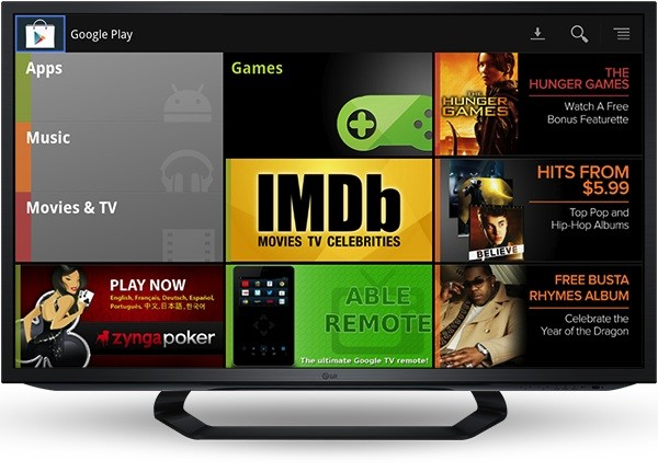 Google TV Voice Control Leak