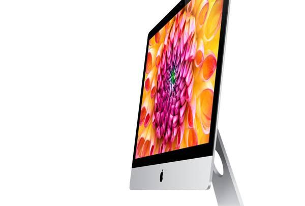 Apple New iMacs Display