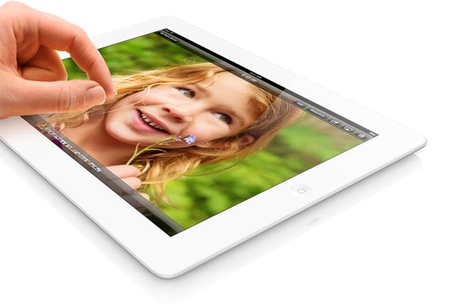128GB iPad Release Date