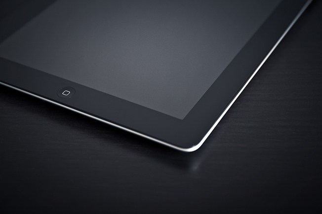 American Tablet Ownership 34%
