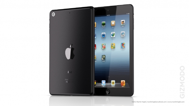 iPad mini rumor