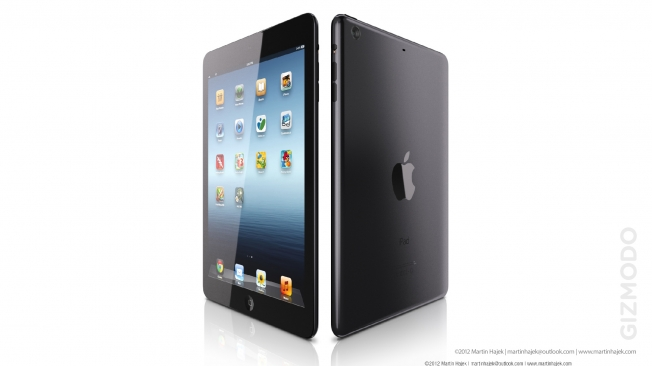 iPad Mini Design