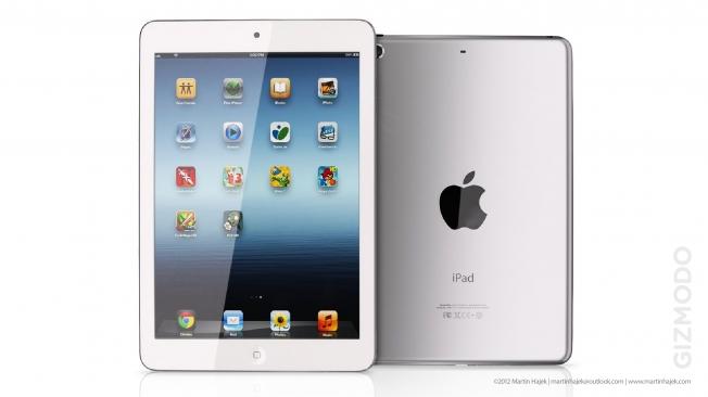 iPad Mini Q4 2012 Sales