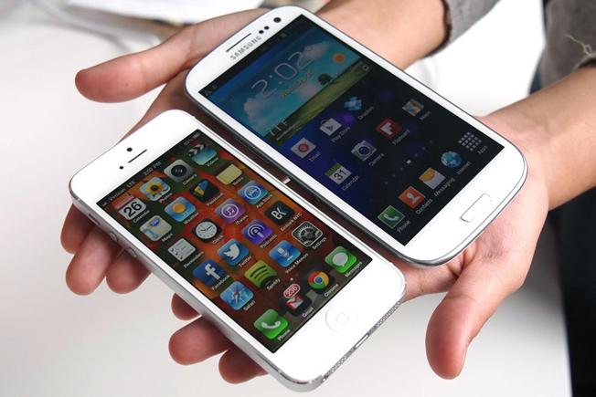 Apple, Samsung: Smartphone profit