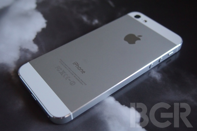 iPhone 5 Demand 2012