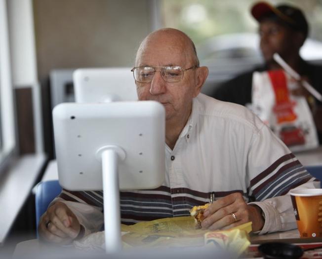 iPad Adoption McDonald's