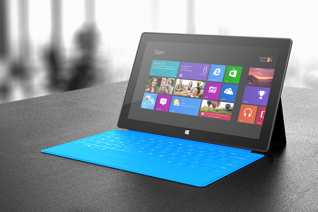 Microsoft Surface Shipping