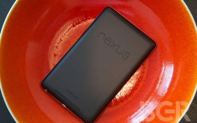 Google Nexus 7 Global Shipments