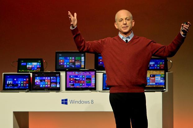 Microsoft's Steven Sinofsky Leaving