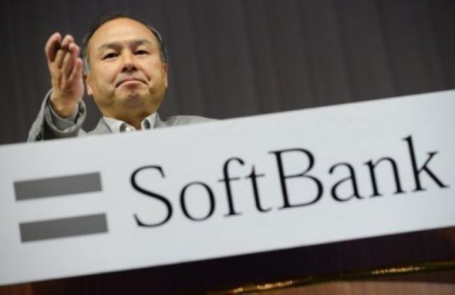 Softbank CEO Son